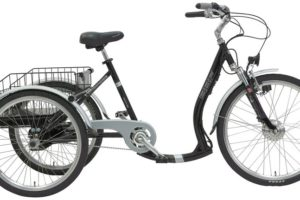 BBF Shoppingrad E-Bike