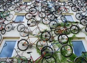 Fahrrad kaufen Berlin Brandenburg - die Wand
