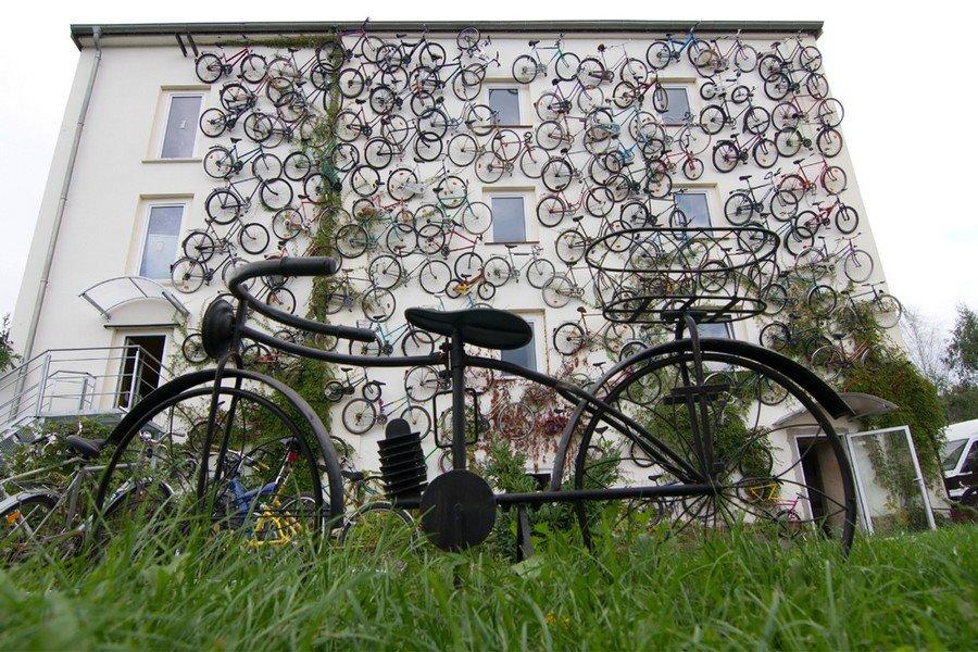 Rekorde Unglaubliches Fahrradhof Altlandsberg