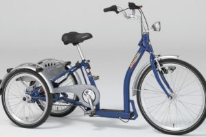 Pfau-Tec Mobile Dreirad