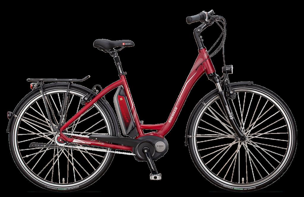 Fahrräder Berlin Brandenburg Kreidler Vitality Eco 6 RT