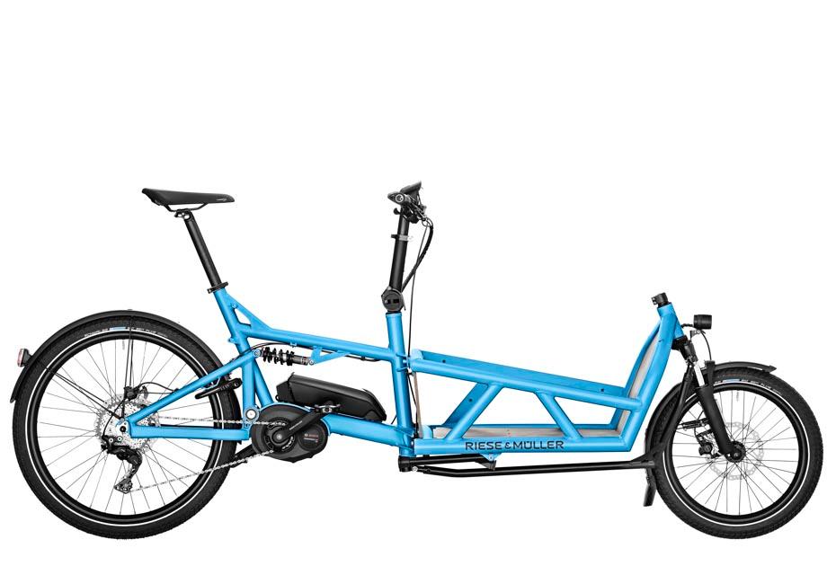 Fahrräder Berlin Brandenburg Riese und Müller Load 60