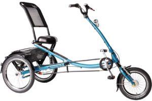 Pfau-Tec Scooter Trike Dreirad